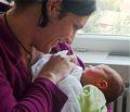 Andrea mit Katja 2010 (1/2)