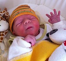 Sven, Baby Marc Pieren